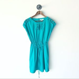Ya Los Angeles teal dress size large